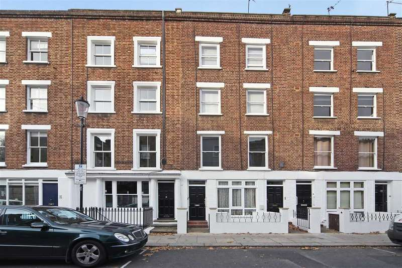 5 Bedrooms Terraced House for sale in Lonsdale Road, Notting Hill, London
