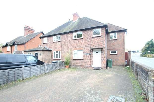 3 Bedrooms Semi Detached House for sale in Fernden Cottages, Merrow Lane, GUILDFORD, Surrey