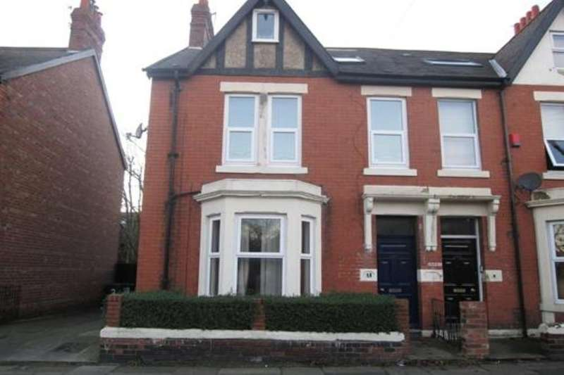 6 Bedrooms Property for rent in Osborne Road, Newcastle Upon Tyne, NE2