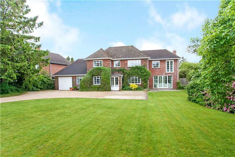 6 Bedrooms Detached House for sale in Kilham Lane, Winchester, Hampshire, SO22