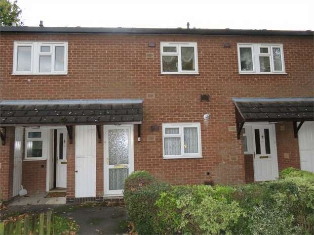 2 Bedrooms Flat for sale in Sheldon Court, Shelton Lock, Derby