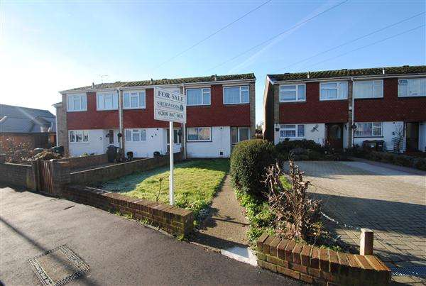 3 Bedrooms End Of Terrace House for sale in Ludlow Road, Feltham
