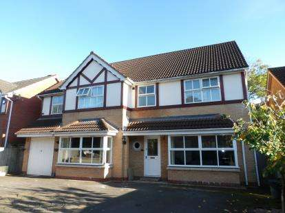 7 Bedrooms Detached House for sale in Oak Leaf Drive, Moseley, Birmingham, West Midlands