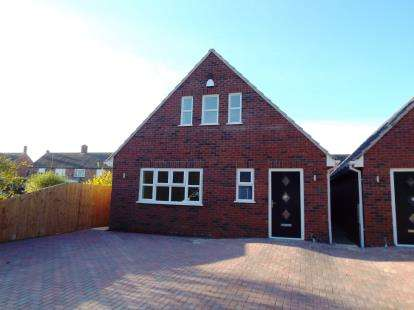 3 Bedrooms Bungalow for sale in Witchford, Ely, Cambridgeshire