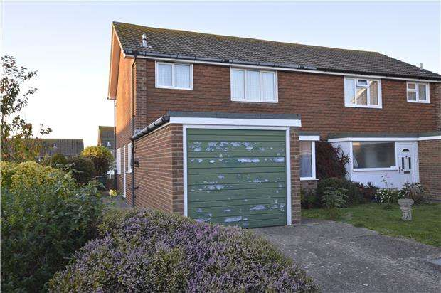 3 Bedrooms Semi Detached House for sale in Asten Close, ST LEONARDS-ON-SEA, East Sussex, TN38 8DJ