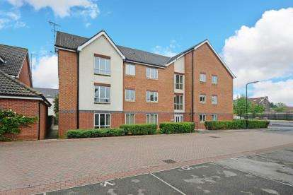 2 Bedrooms Flat for sale in Companions Close, Wickersley, Rotherham, South Yorkshire