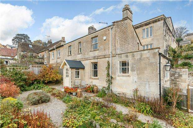 3 Bedrooms Semi Detached House for sale in Wine Street, BRADFORD-ON-AVON, Wiltshire, BA15 1NS