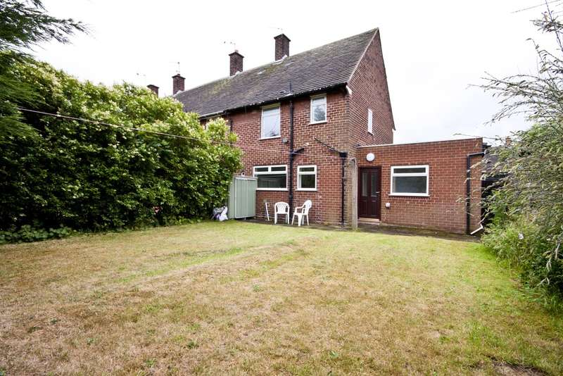 3 Bedrooms End Of Terrace House for sale in Alderwood Avenue, Liverpool, Speke, L24