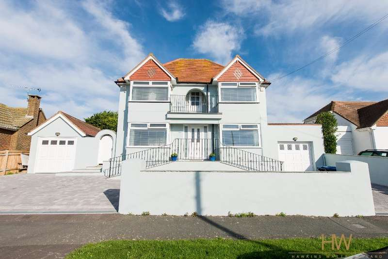4 Bedrooms Detached House for sale in Nutley Avenue, Saltdean, East Sussex, BN2 8ED