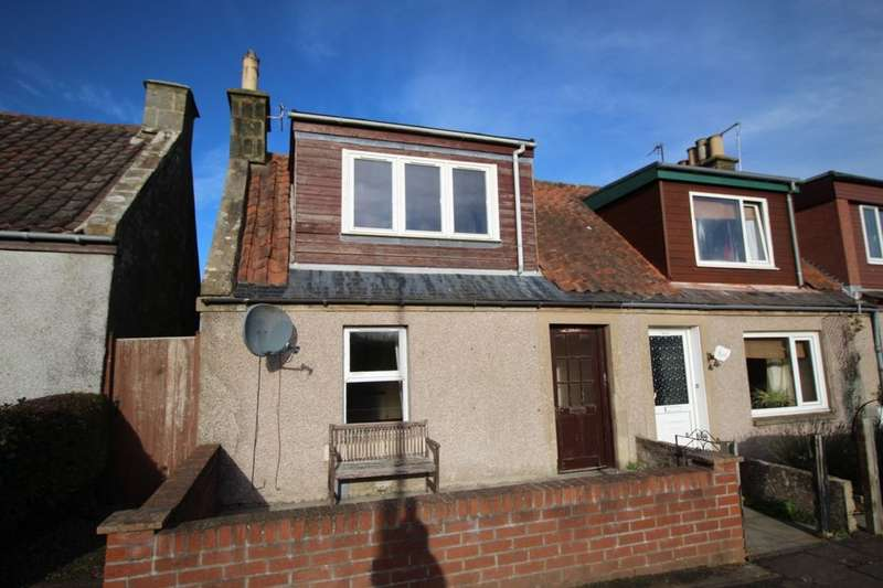 2 Bedrooms Semi Detached House for sale in Knowehead, Freuchie, Cupar, KY15