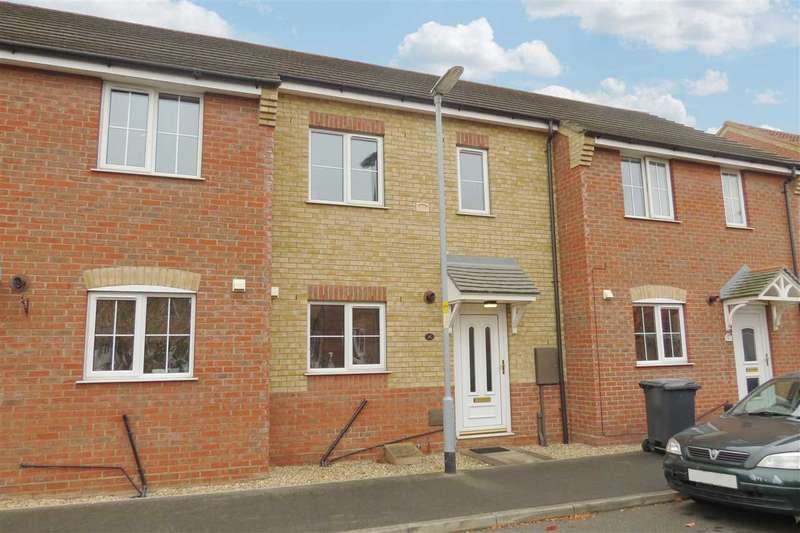 2 Bedrooms Terraced House for sale in Bramling Way, Sleaford