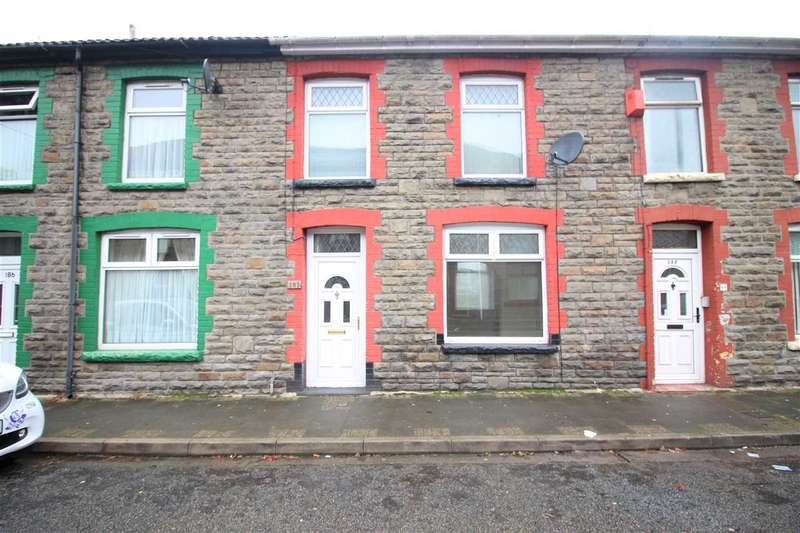 2 Bedrooms Terraced House for sale in Ynyscynon Road, Trealaw, Tonypandy