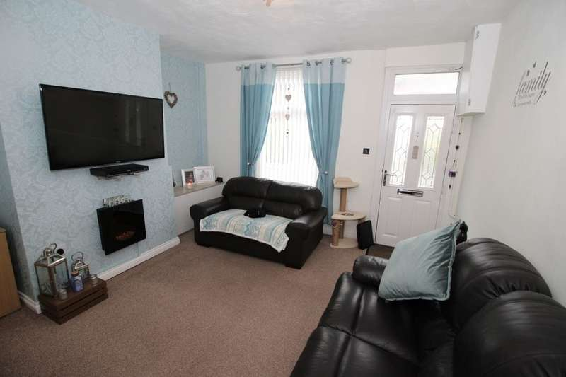 2 Bedrooms Terraced House for sale in School Street, Bamber Bridge, Preston, PR5