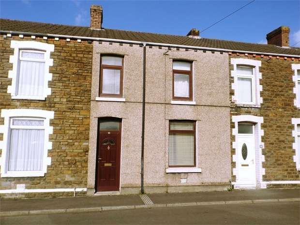 3 Bedrooms Terraced House for sale in Villiers Street, Port Talbot, West Glamorgan