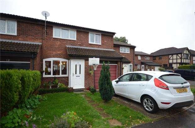 3 Bedrooms Terraced House for sale in Derwent Close, Wokingham, Berkshire