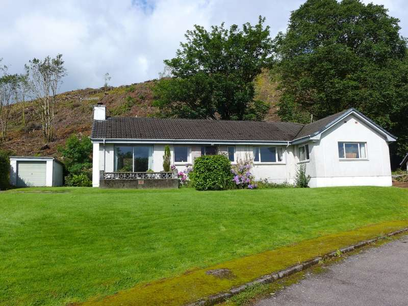 4 Bedrooms Detached Bungalow for sale in Auchbeag Mansefield Road, Minard, PA32 8YB