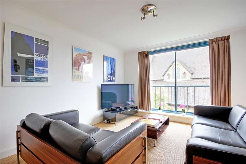 2 Bedrooms Flat for sale in North Point, Tottenham Lane, Crouch End, London