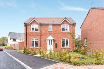 3 Bedrooms Detached House for sale in Jonagold Place, Evesham, Worcestershire