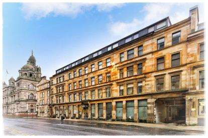 1 Bedroom Flat for sale in South Frederick Street, Glasgow