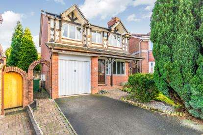 4 Bedrooms Detached House for sale in Beaumont Chase, Deane, Bolton, Greater Manchester