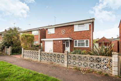 4 Bedrooms Detached House for sale in Eighth Avenue, Luton, Sundon Park, Leagrave