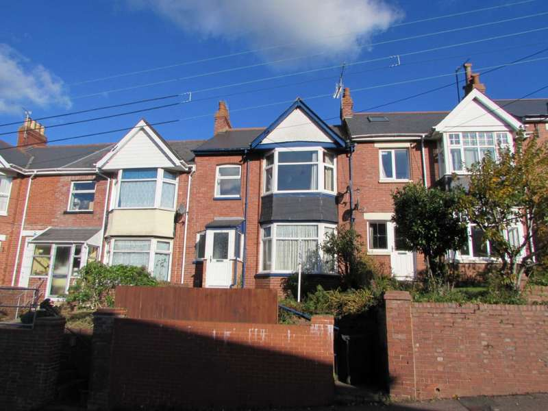 3 Bedrooms Terraced House for sale in Bradham Lane, Exmouth