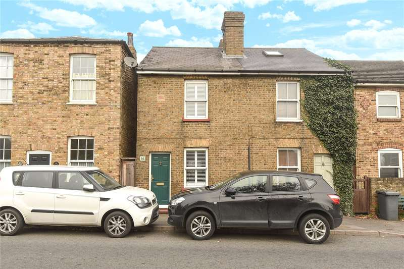 2 Bedrooms Semi Detached House for sale in High Street, Iver, Buckinghamshire, SL0