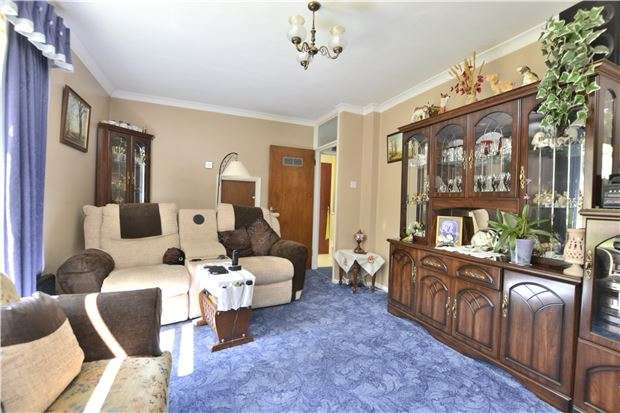 2 Bedrooms Flat for sale in Warham Road, SOUTH CROYDON, Surrey, CR2 6LJ