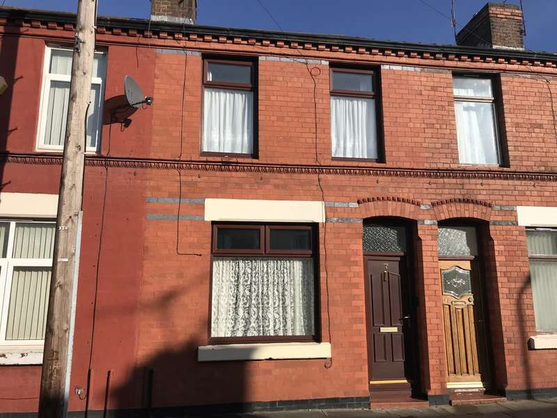2 Bedrooms Terraced House for sale in Chesterton Street, Garston, Liverpool, L19