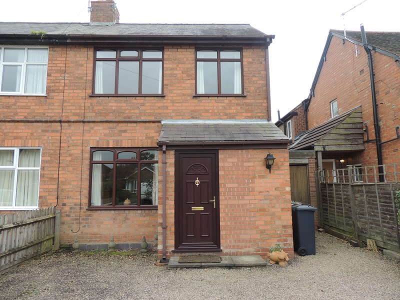 2 Bedrooms Semi Detached House for sale in Longdon Road, Knowle, Solihull