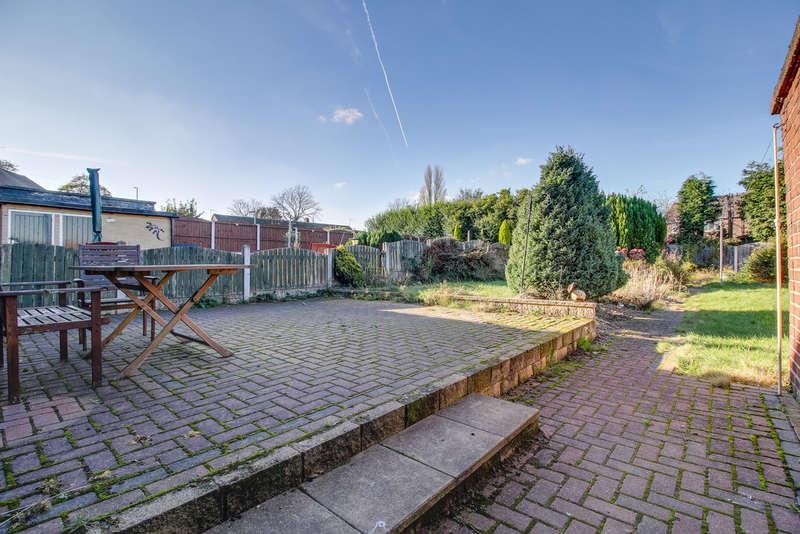 3 Bedrooms Semi Detached House for sale in Wilson Avenue, Rawmarsh