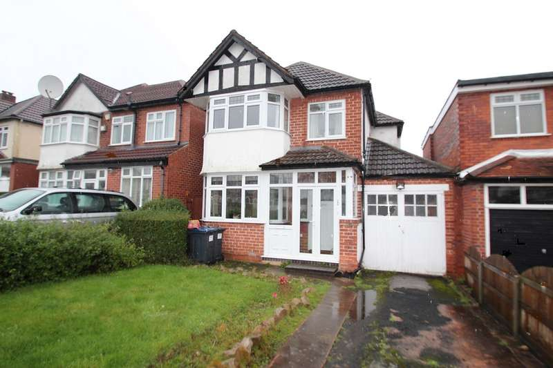 4 Bedrooms Detached House for sale in Quinton Road, Harborne