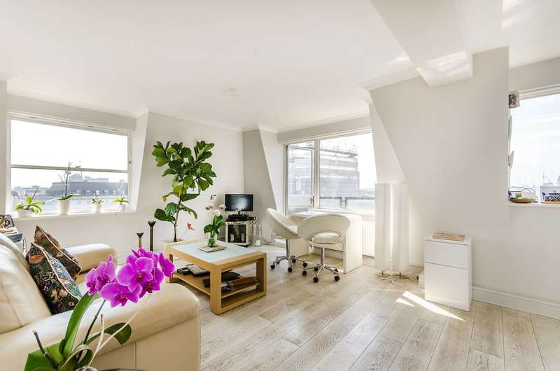 1 Bedroom Flat for sale in Newton Street, Covent Garden, WC2B