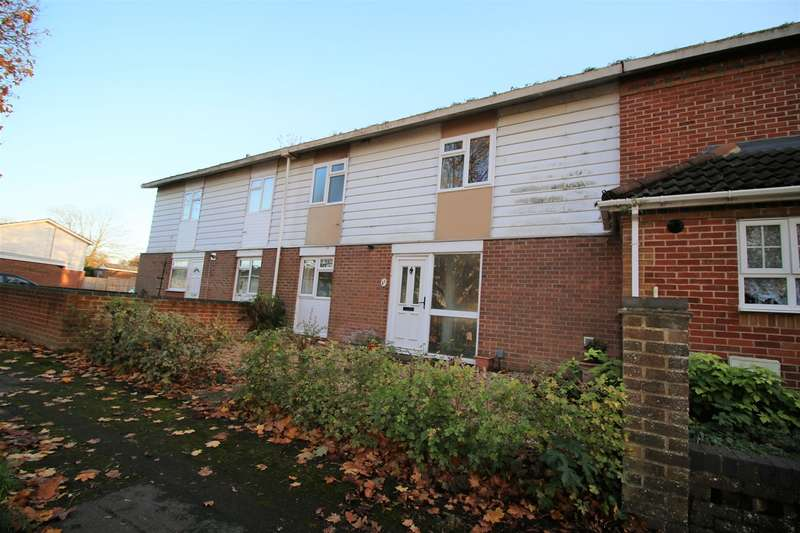 3 Bedrooms Terraced House for sale in Tintern Close, Popley, Basingstoke, RG24
