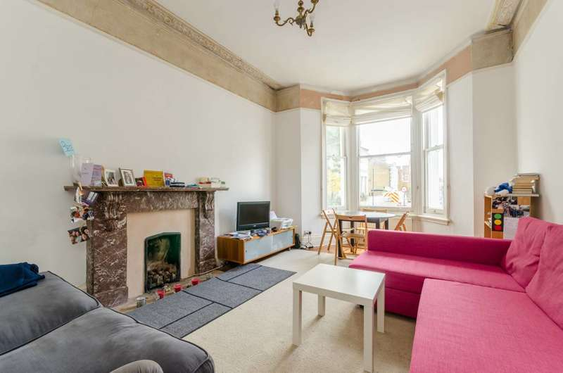 1 Bedroom Flat for sale in Ongar Road, West Brompton, SW6