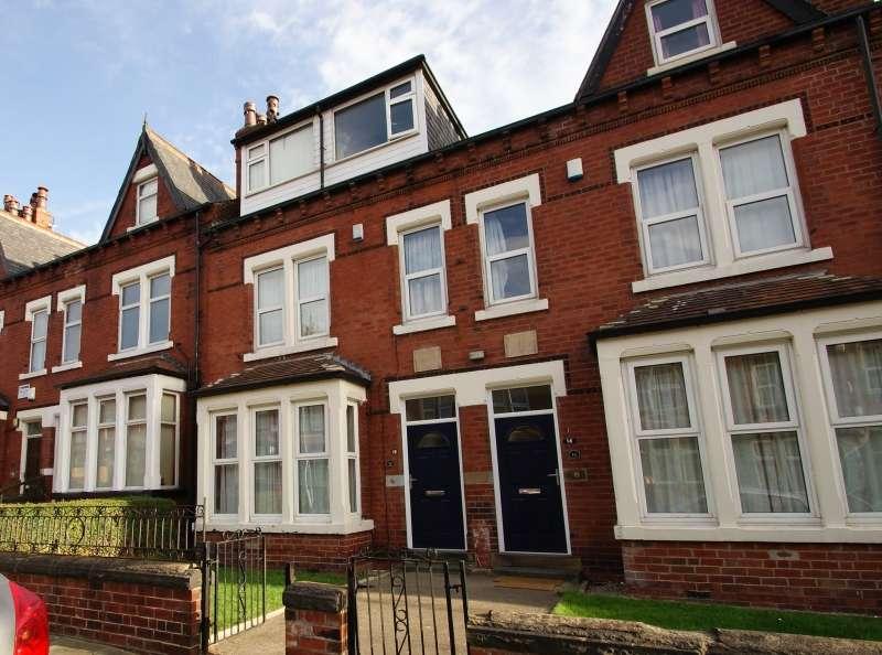 7 Bedrooms Terraced House for rent in Estcourt Terrace, Headingley, Leeds