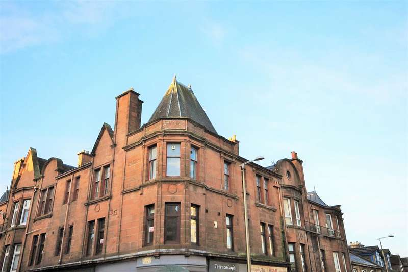 1 Bedroom Flat for sale in Belhaven Terrace, Wishaw
