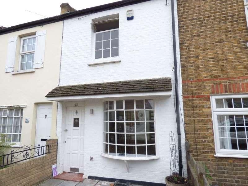 2 Bedrooms Cottage House for sale in BROOK ROAD, ST. MARGARETS