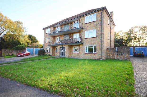 2 Bedrooms Apartment Flat for sale in Courts Road, Earley, Reading