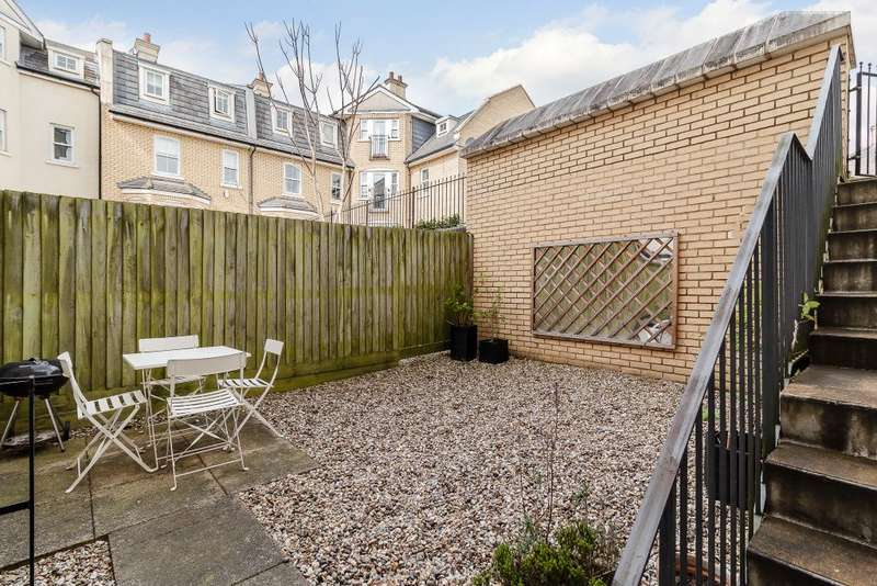 1 Bedroom Flat for sale in Saint Matthew's Gardens, Cambridge, CB1 2PJ
