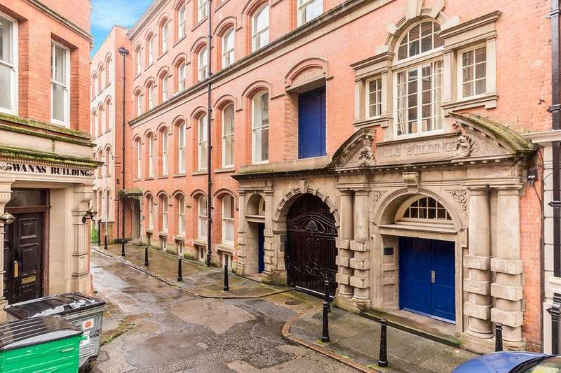 2 Bedrooms Flat for rent in Plumptre Place, Nottingham, NG1