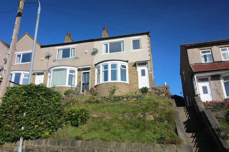 3 Bedrooms End Of Terrace House for sale in Roils Head Road, Highroad Well, Halifax