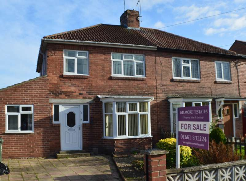 3 Bedrooms House for sale in Horsley Road, Ovingham, NE42