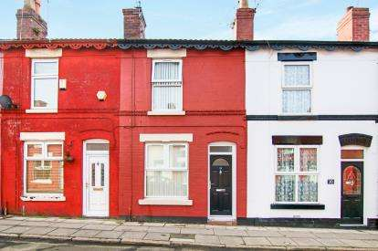 2 Bedrooms Terraced House for sale in Ulster Road, Old Swan, Liverpool, Merseyside, L13