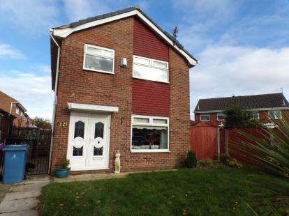 3 Bedrooms Detached House for sale in Lobelia Avenue, Walton, Liverpool, Merseyside, L9