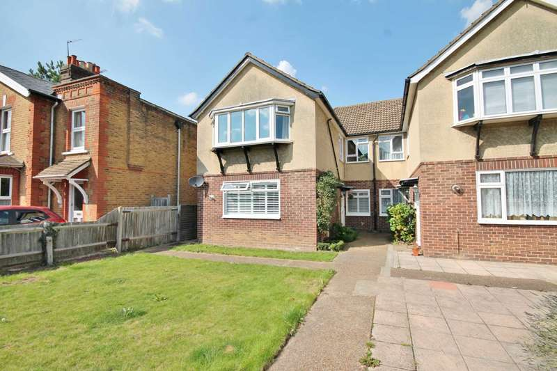 2 Bedrooms Maisonette Flat for sale in Chestnut Grove, New Malden