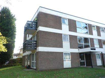 2 Bedrooms Flat for sale in Oulsnam Court, Wake Green Park, Birmingham, West Midlands