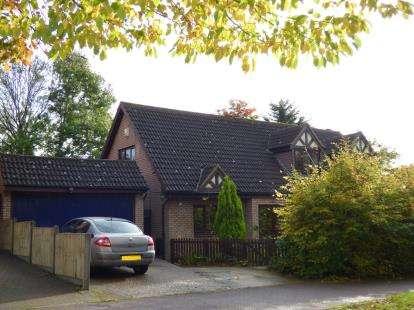 5 Bedrooms Detached House for sale in Arncliffe Drive, Heelands, Milton Keynes, Buckinghamshire