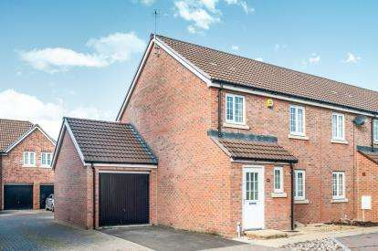 3 Bedrooms End Of Terrace House for sale in ST. Mawgan, Kingsway, Gloucester, Gloucestershire