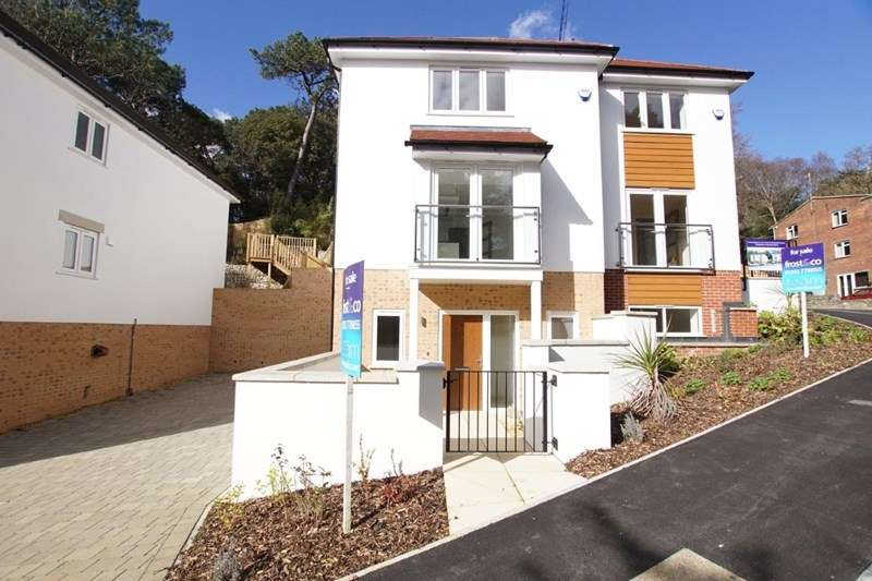 3 Bedrooms Semi Detached House for sale in Cherry Close, Lower Parkstone, Poole